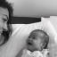 C・ロナウドの子供エヴァを見つめる彼女ジョージナ・ロドリゲス。「愛に満ちた、幸せで最高な日々」